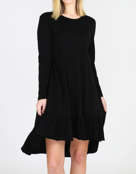 3RD STORY Stacey Tunic - Black