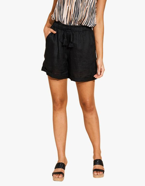 eb&ive Masai Shorts - Black