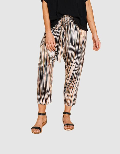 eb&ive Savannah Pants - Zebra