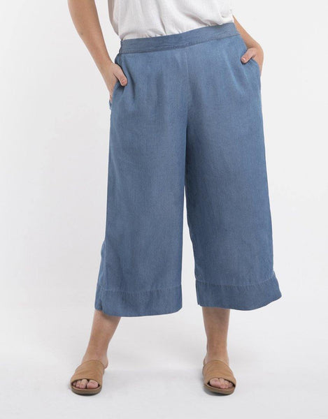 Elm Embrace Charlie Chambray Pants