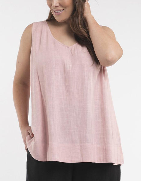 Elm Embrace Staple Cami - Pink
