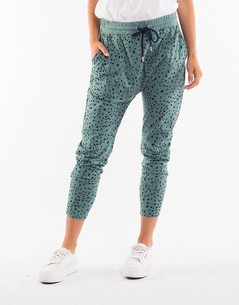 Elm In The Wild Pant - Green