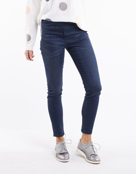 Elm Lucy Denim Jegging