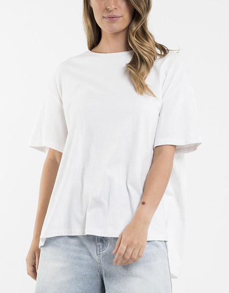 Foxwood Millie Tee - White