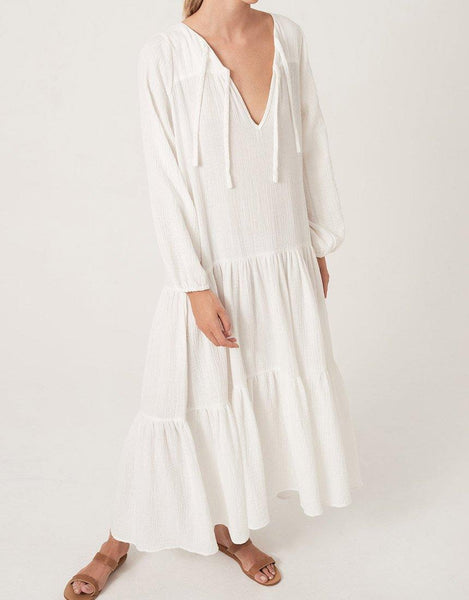 Remember Me Maxi - White