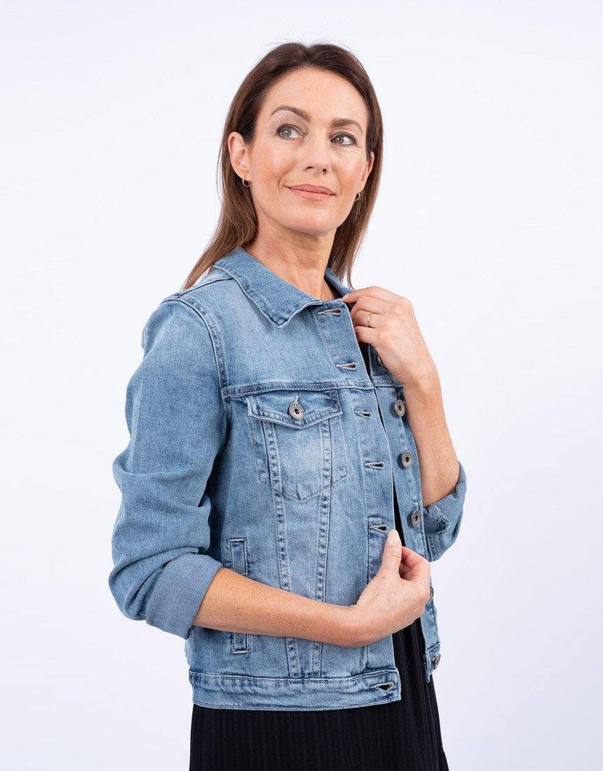 Alex Denim Jacket