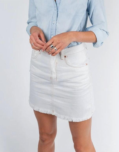 Lily Denim Skirt