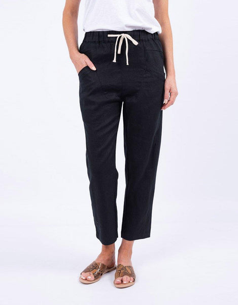 Saint Lucia Pants - Black