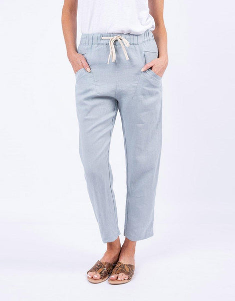 Saint Lucia Pants - Light Blue