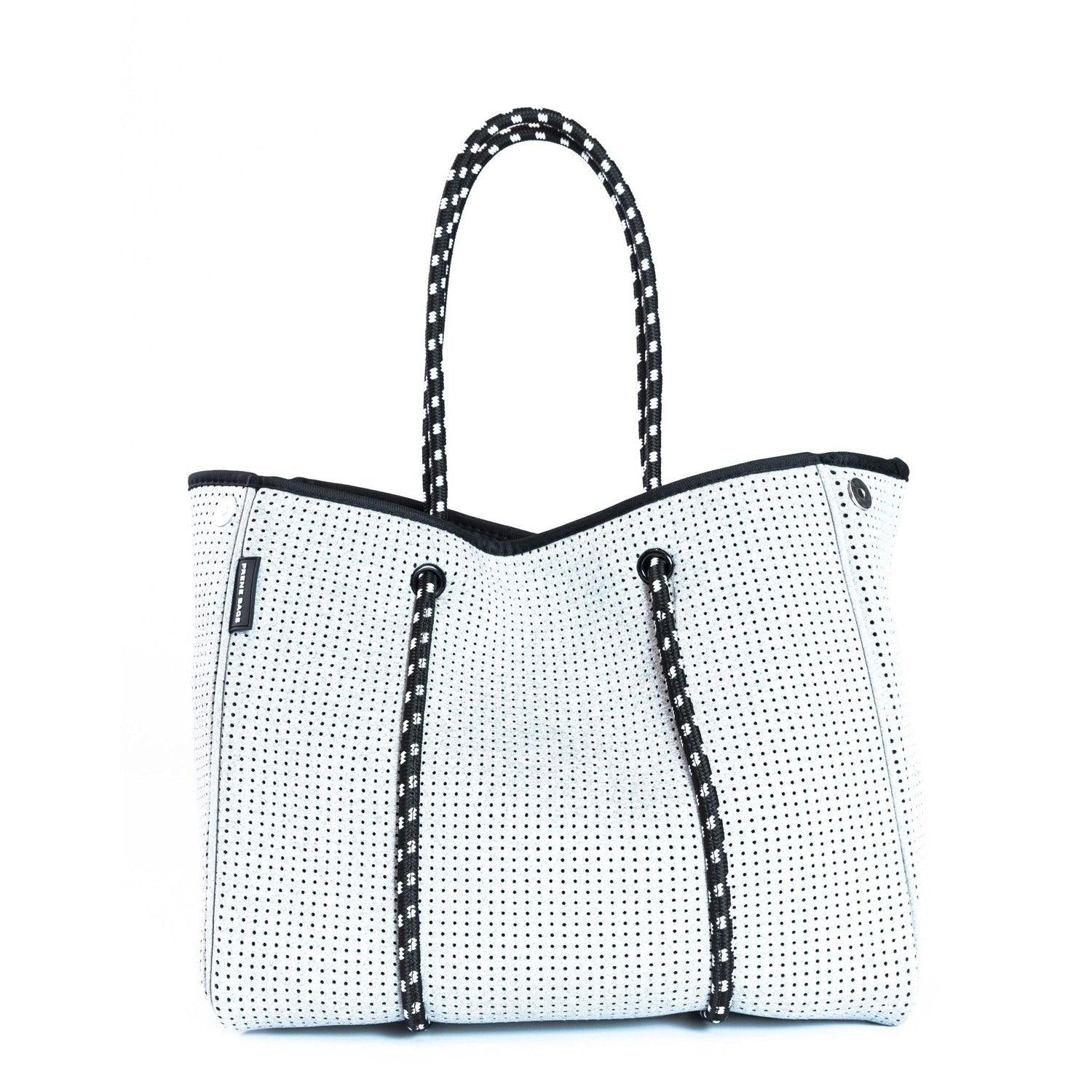 Prene Portsea Bag - Light Grey