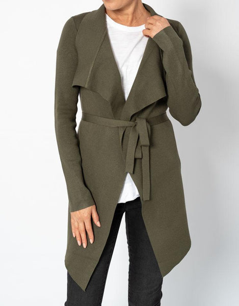 The Uptown Jacket - Khaki
