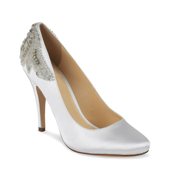 Closed Toe Bridal Shoe