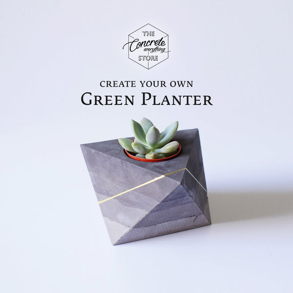 Maker: Green Planter Workshop