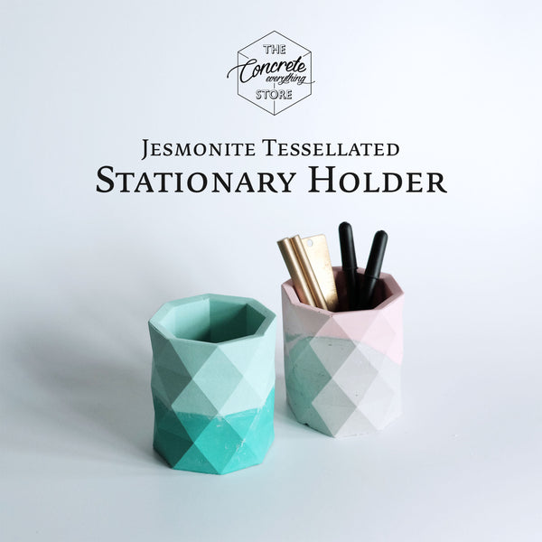 Live Session: Tessellated Stationary Workshop