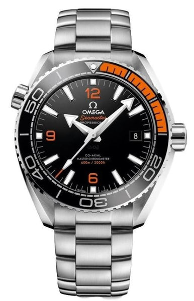 Omega Seamaster Planet Ocean 600M Co-Axial Chronometer