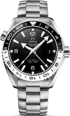 Omega Seamaster Planet Ocean Automatic GMT