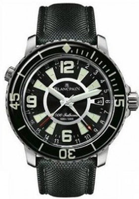 Blancpain Fifty Fathoms 500 Fathoms GMT