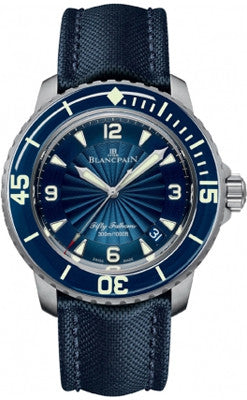 Blancpain Fifty Fathoms Automatique - Heritage Watches