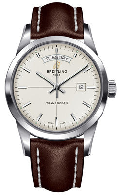 Breitling Transocean Day Date Caliber 45 Automatic - Heritage Watches