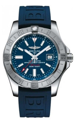 Breitling Avenger II GMT Caliber 32 Automatic - Heritage Watches