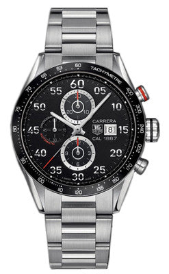 Tag Heuer Carrera 1887 Automatic Chronograph - Heritage Watches