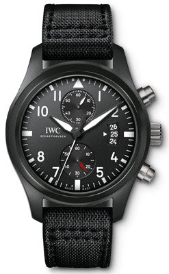 IWC Schaffhausen Big Pilots Watch Top Gun - Heritage Watches
