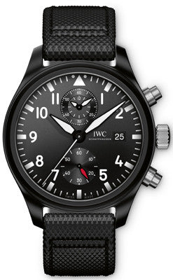 IWC Schaffhausen Big Pilot's Watch Top Gun