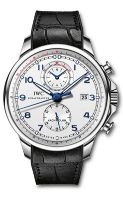 IWC Schaffhausen Portuguese Yacht Club Automatic - Heritage Watches