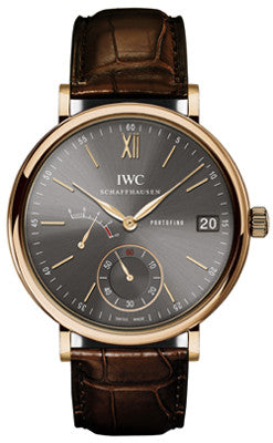 IWC Portofino Hand Wound Eight Days - Heritage Watches