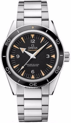 Omega Seamaster 300 Master Co-Axial Chronometer - Heritage Watches