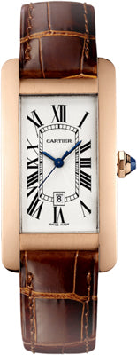 Cartier Tank Americaine Pink Gold