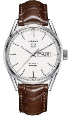Tag Heuer Carrera Calibre 5 Day Date Automatic 41mm - Heritage Watches