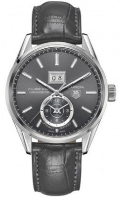 Tag Heuer Carrera Calibre 8 GMT Automatic 41mm - Heritage Watches