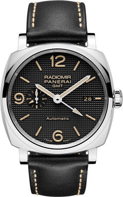 Officine Panerai 627 Radiomir 1940 3 Day GMT Automatic