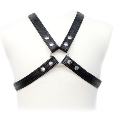 Basic Garment Leather Harness