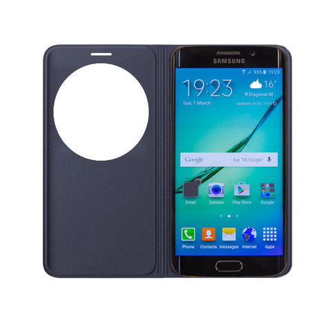Round Window SmartCase for Samsung Galaxy
