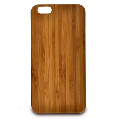 Real Wood Case for Apple Iphone Design 1