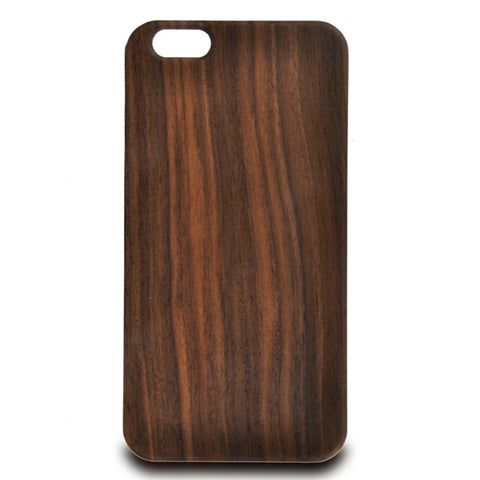 Real Wood Case for Apple Iphone Design 2