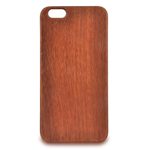 Real Wood Case for Apple Iphone Design 4