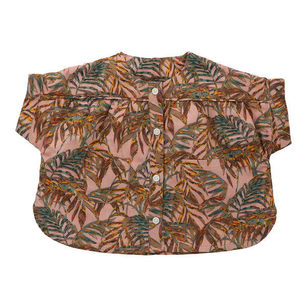 Hunter + Boo Blouse - Nude Palawan