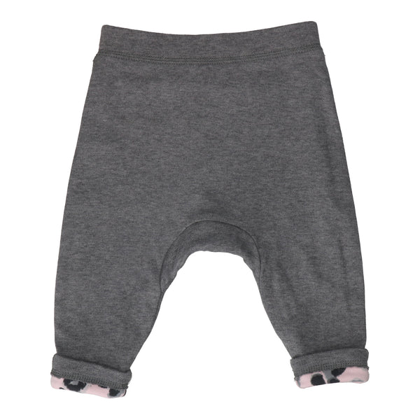 Hunter + Boo Reversible Joggers - Yala Pink/Grey