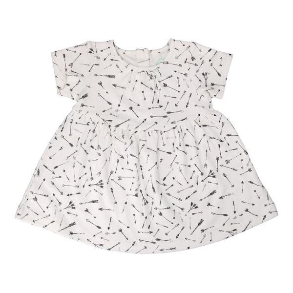 Hunter + Boo T-shirt Dress - Hunter Print