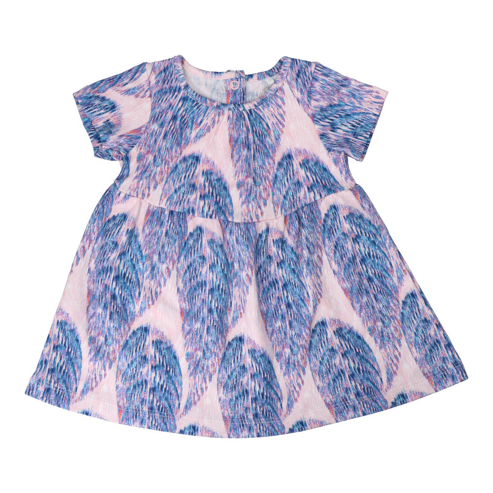 Hunter + Boo T-shirt Dress - Boo Print