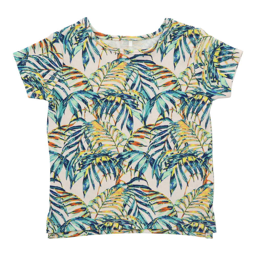 Hunter + Boo T-Shirt - Palawan Print