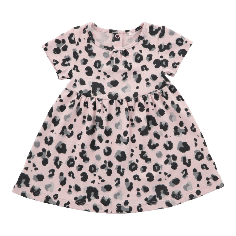 Hunter + Boo T-Shirt Dress - Yala Pink