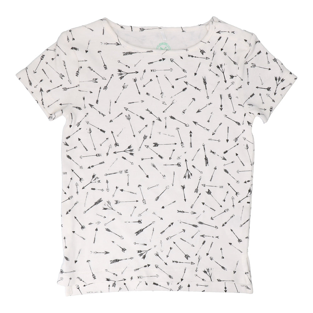 Hunter + Boo T-Shirt - Hunter Print