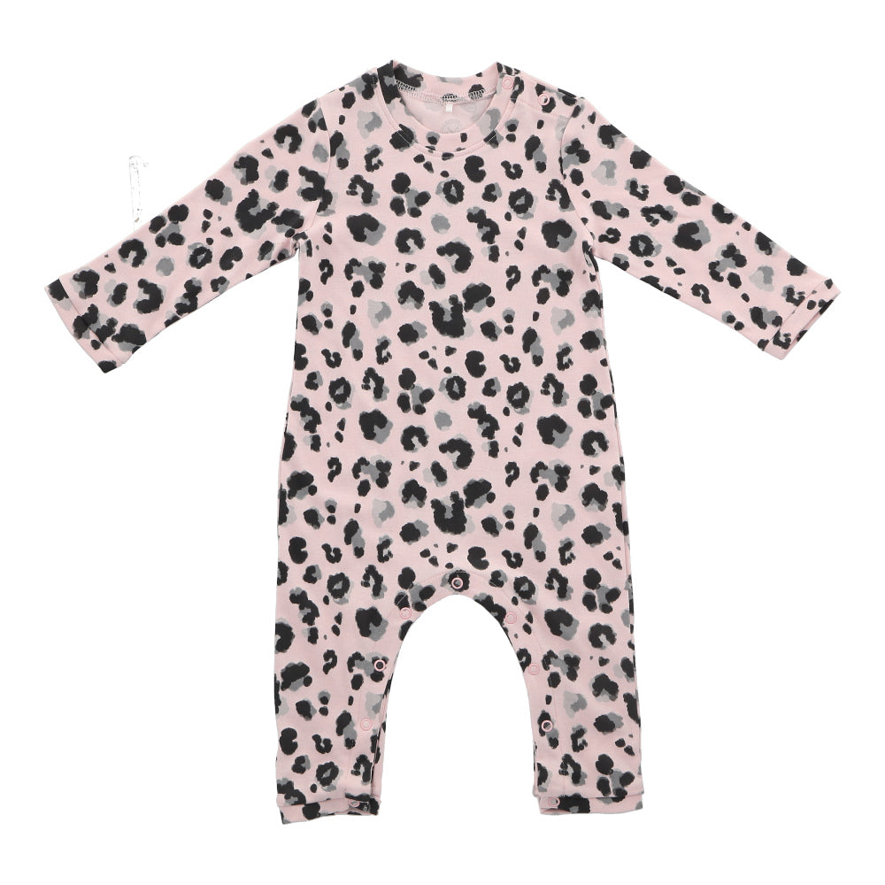 Hunter + Boo Sleepsuit - Yala Pink