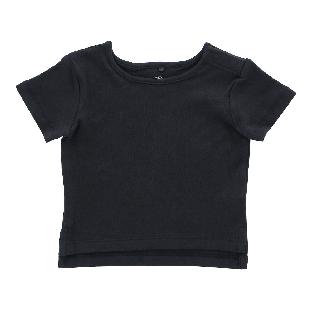 Hunter + Boo T-Shirt - Soft Black