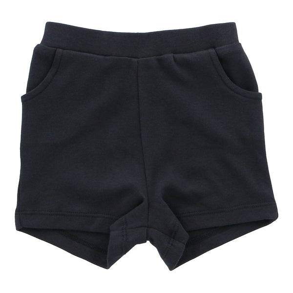 Hunter + Boo Shorts - Soft Black
