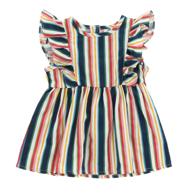 Hunter + Boo Frill Dress - Helter Skelter